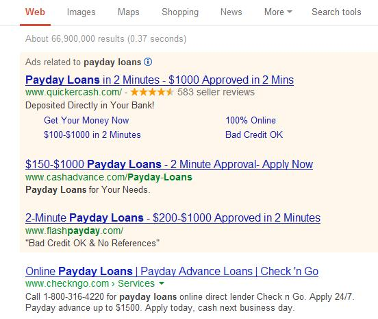 payday loans - Converting Copy