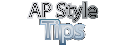 ap style tips