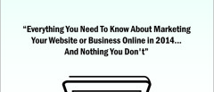 the complete online marketing bible 2014 cover