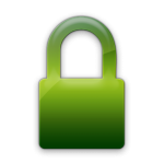 website padlock